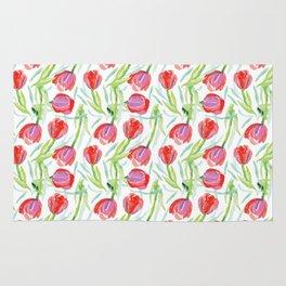 Tulip Field Rug