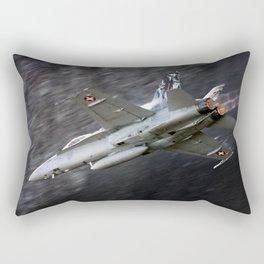 Axalp air show Rectangular Pillow