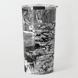 asc 534 - La Dame du lac (Viviane) Travel Mug