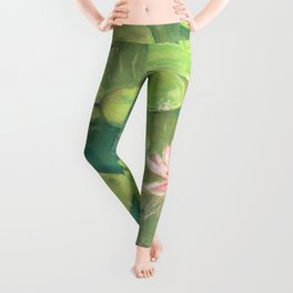 Lily Pond Leggings