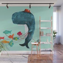 My Pet Fish Wall Mural