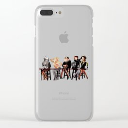 A Fever You Can't Sweat Out Clear iPhone Case