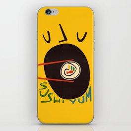 Yum Sushi iPhone Skin