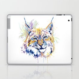 Bobcat Head Laptop & iPad Skin