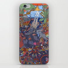 Dive into the Unknown iPhone & iPod Skin