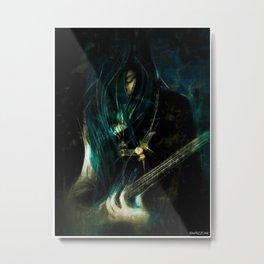 R.B.W. Metal Print