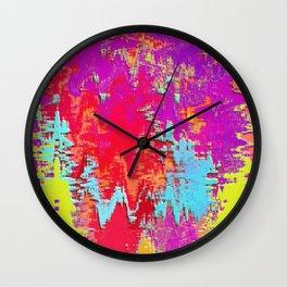 Sweet 90 Wall Clock