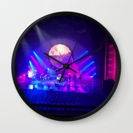 Comfortably Numb Wall Clock