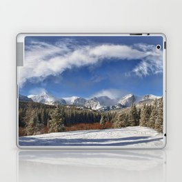 Rocky Mountain Park  by Lena Owens Laptop & iPad Skin