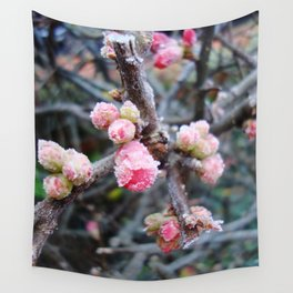 Buds Wall Tapestry