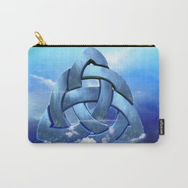 Sacred Geometry - Trinity 09 Carry-All Pouch