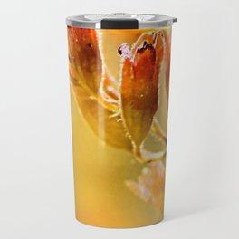 TANGERINE SPANGLES no1 Travel Mug