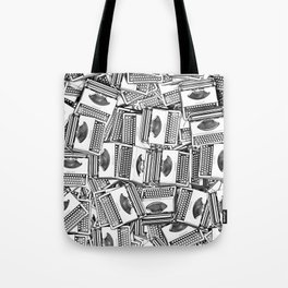 Tell Your Story Tote Bag