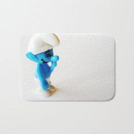 Smurf Bath Mat