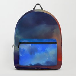 The Magic of an Albuquerque Afternoon Backpack