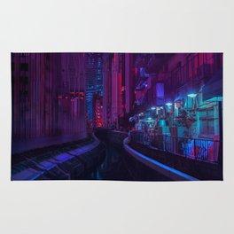 Tokyo Nights / Glitch City / Liam Wong Rug