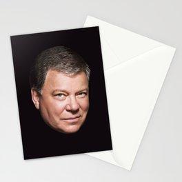 William Shatner Stationery Cards