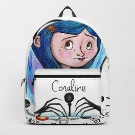 Coraline Jones Backpack