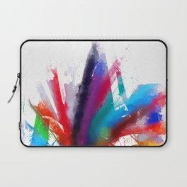 Dancing Peacock  Laptop Sleeve