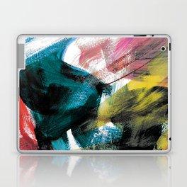 Abstract Artwork Colourful #3 Laptop & iPad Skin