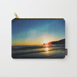 Triangle at Sunset Carry-All Pouch