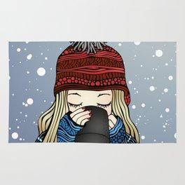 Snow Day Rug