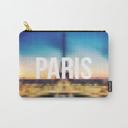 Paris - Cityscape Carry-All Pouch