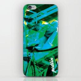 Astana Colours iPhone Skin