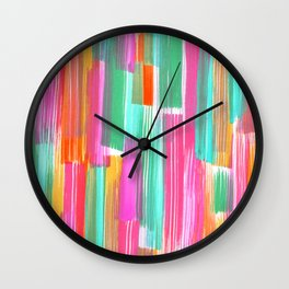 Colourplay Wall Clock