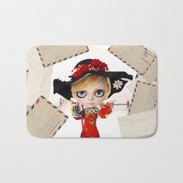 Erregiro Blythe Custom Doll Twiggy Bath Mat