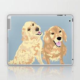 Libby and Apollo Laptop & iPad Skin