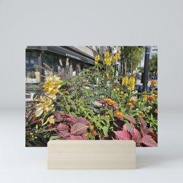 Madison WI Urban Color 2 Mini Art Print