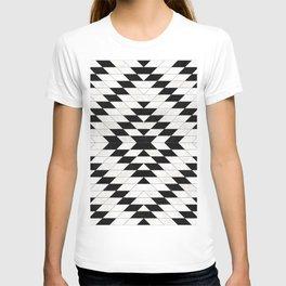 Urban Tribal Pattern No.15 - Aztec - White Concrete T-shirt