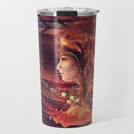 Shadow of a Thousand Lives - Visionary - Manafold Art Travel Mug