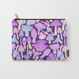 Spooky Mushroom Hunt Carry-All Pouch