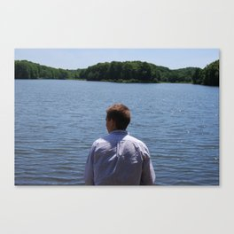 Scenic Adam Canvas Print