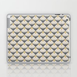 Deco flower pattern Laptop & iPad Skin