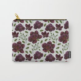 Forest Meadow Rose Carry-All Pouch