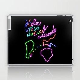 Hello Old New World! Laptop & iPad Skin