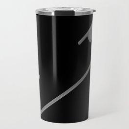 Safety Pin Travel Mug