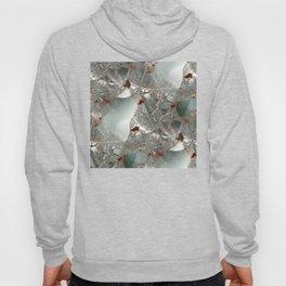 Tangled in the fractal mist Hoody