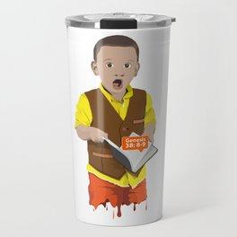 Thought Provoking Kid Travel Mug