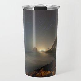 Neskowin Startrails Travel Mug