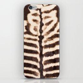 Zebra - stripes - classic - #society6 #buyart iPhone Skin