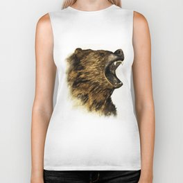 The Grizzly Biker Tank