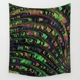 Weird Fractal Wall Tapestry