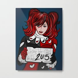 Art Trek 2015 Metal Print