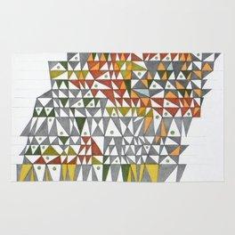 Tetris n. 3 Rug