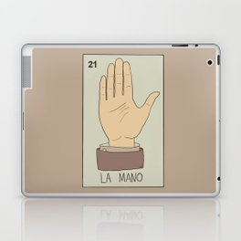 La Mano Card Laptop & iPad Skin