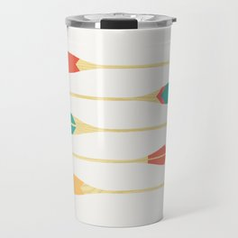 Summer Lake Travel Mug